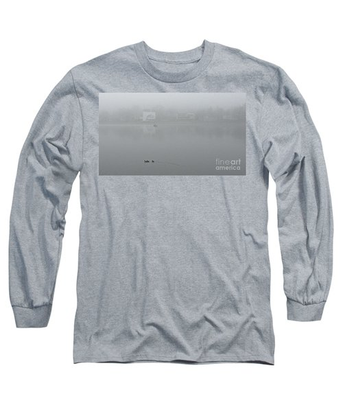 Foggy Morning In Paradise - 01 Long Sleeve T-Shirt
