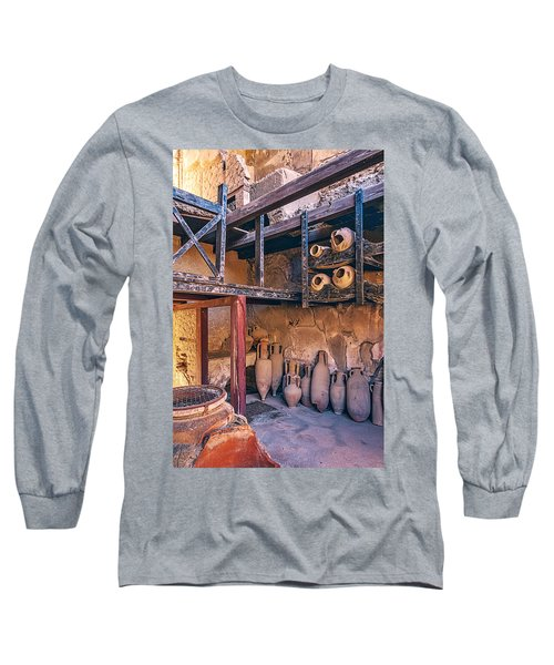 Food Shop Long Sleeve T-Shirt