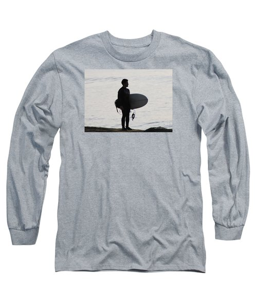 For The Love Of The Ride Long Sleeve T-Shirt by Pamela Walrath