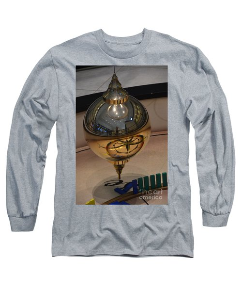 Long Sleeve T-Shirt featuring the photograph Foucalt's Pendulum by Robert Meanor