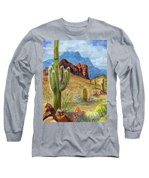 Four Peaks Vista Long Sleeve T-Shirt