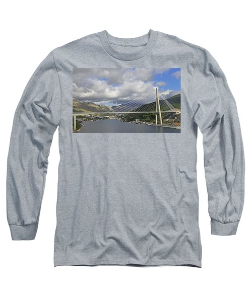 Franjo Tudman Bridge Long Sleeve T-Shirt
