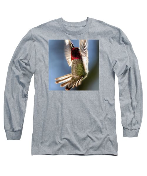 Long Sleeve T-Shirt featuring the photograph Free Falling by Melanie Lankford Photography