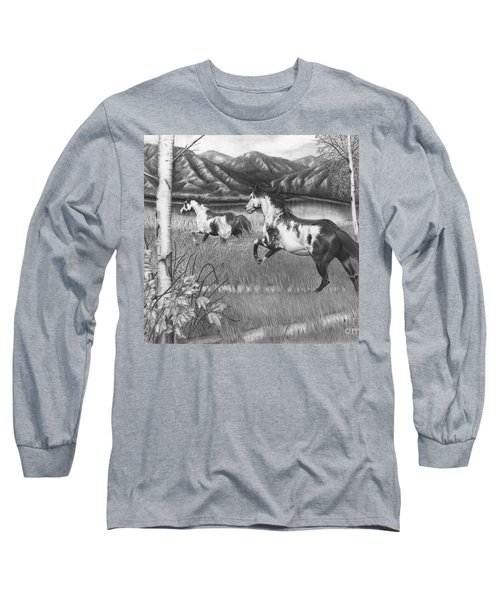 Freedom Run Long Sleeve T-Shirt