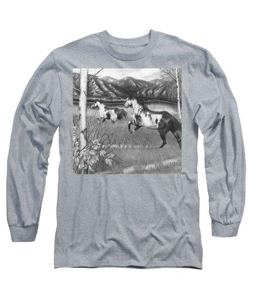 Freedom Run Long Sleeve T-Shirt