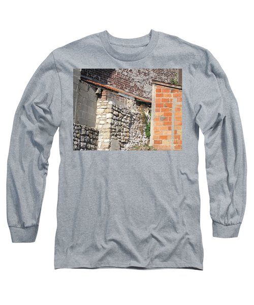 French Farm Wall Long Sleeve T-Shirt
