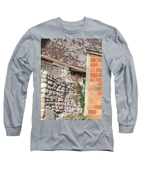 French Farm Wall Long Sleeve T-Shirt