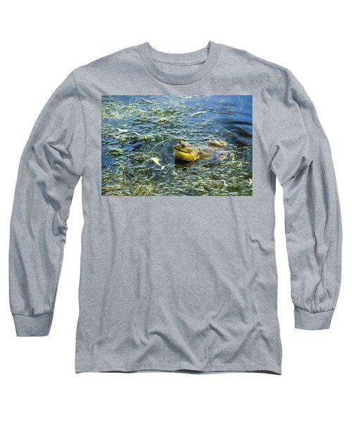 Frog Song Long Sleeve T-Shirt