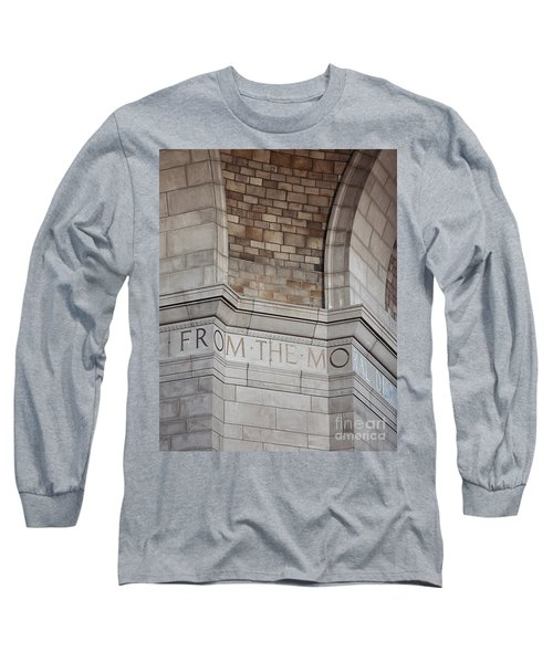 From The Moral... Long Sleeve T-Shirt