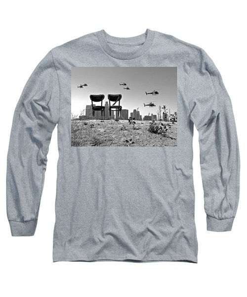 Front Row Seats Long Sleeve T-Shirt