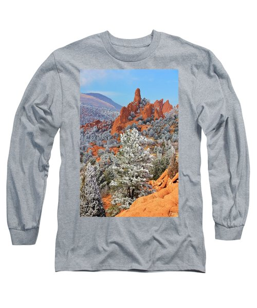 Frosted Wonderland 1 Long Sleeve T-Shirt