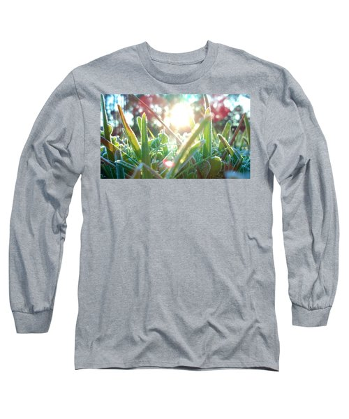 Frosty Flare Long Sleeve T-Shirt
