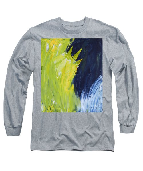Frozen Liberty Long Sleeve T-Shirt