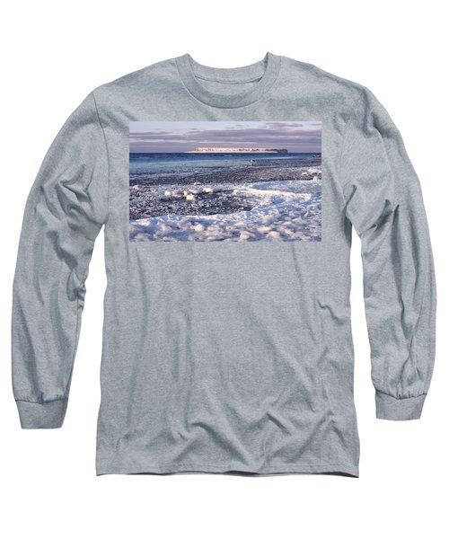 Frozen Shore Long Sleeve T-Shirt