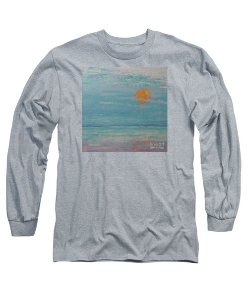 Full Moon In May Long Sleeve T-Shirt