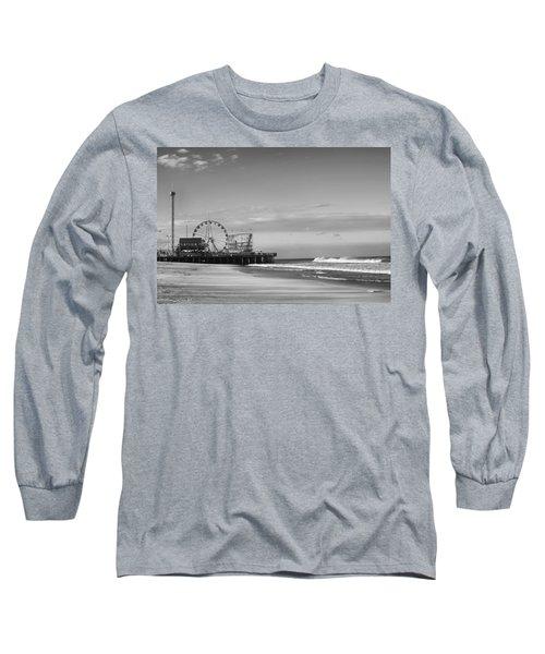 Funtown Pier Seaside Heights New Jersey  Long Sleeve T-Shirt