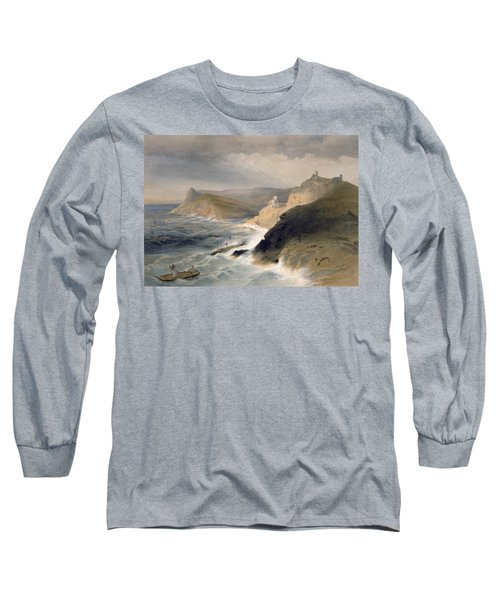 Gale Off The Port Of Balaklava Long Sleeve T-Shirt