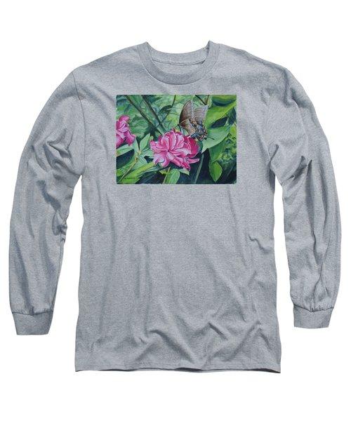 Garden Beauties Long Sleeve T-Shirt