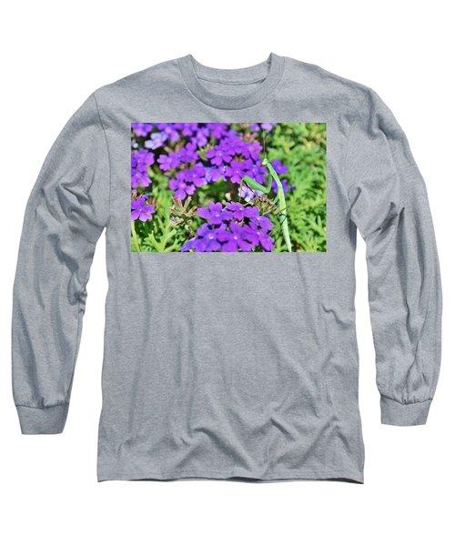 Garden Prayer Long Sleeve T-Shirt