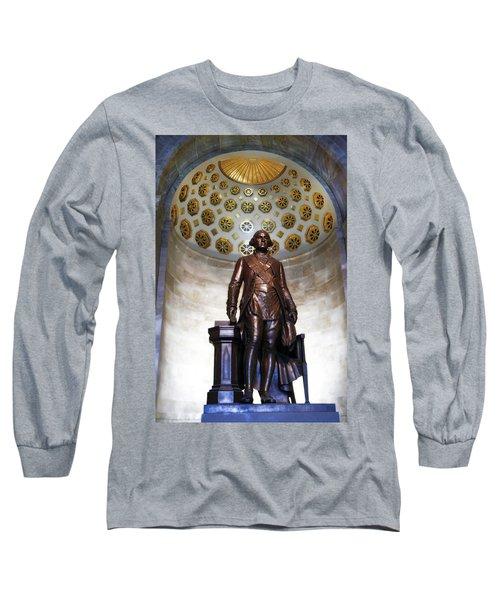 General Washington Long Sleeve T-Shirt