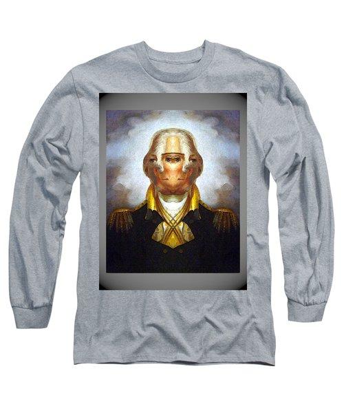 George-washington 2 Long Sleeve T-Shirt