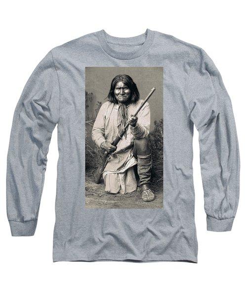 Geronimo - 1886 Long Sleeve T-Shirt