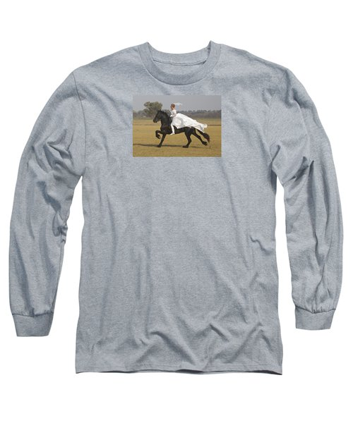 Get Me To The Church On Time Long Sleeve T-Shirt