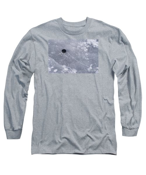 Get The Puck Outta Here Long Sleeve T-Shirt