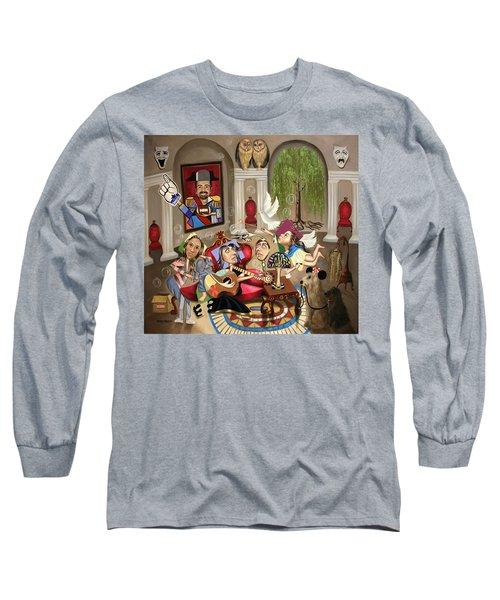 Gina's Journey Long Sleeve T-Shirt