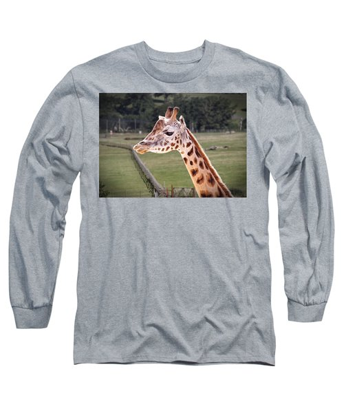 Giraffe 02 Long Sleeve T-Shirt