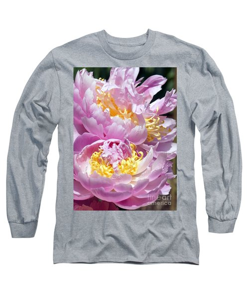 Long Sleeve T-Shirt featuring the photograph Girly Girls by Lilliana Mendez