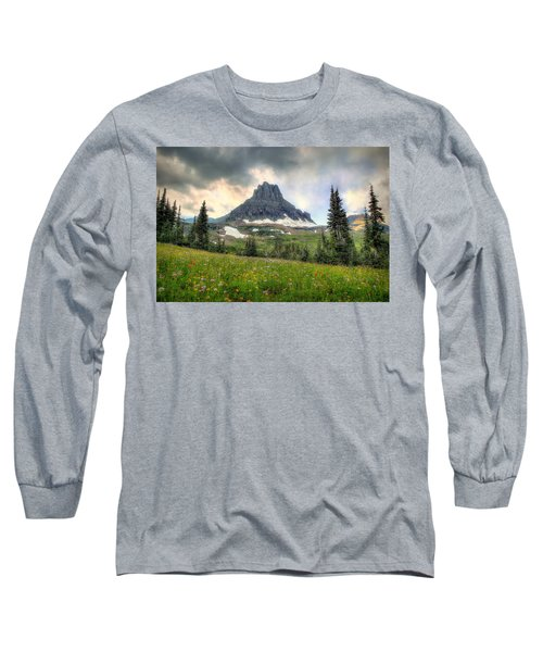 Glacier Meadows Long Sleeve T-Shirt