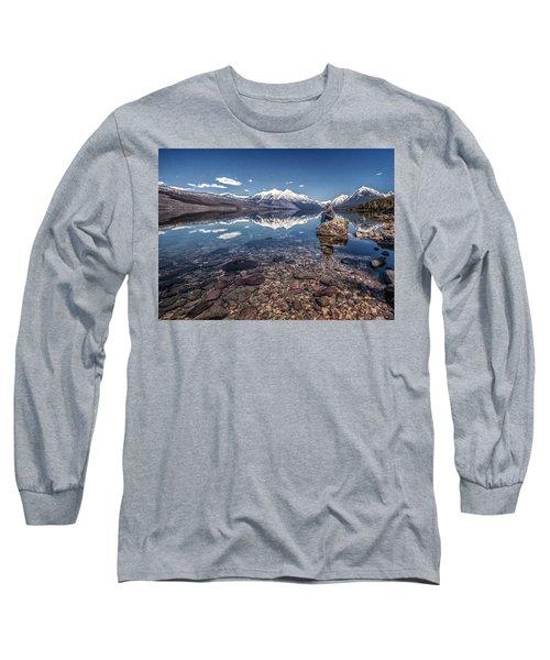 Glacier Zen Long Sleeve T-Shirt