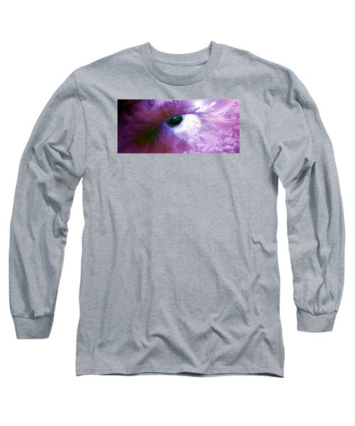 Phoenix Long Sleeve T-Shirt by Amar Sheow