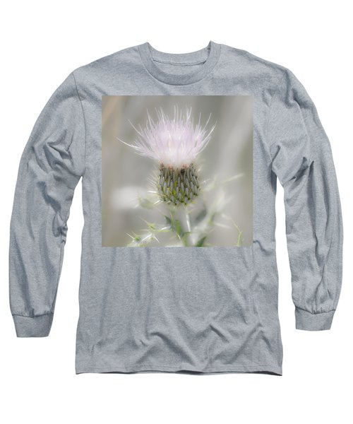 Glimmering Thistle Long Sleeve T-Shirt