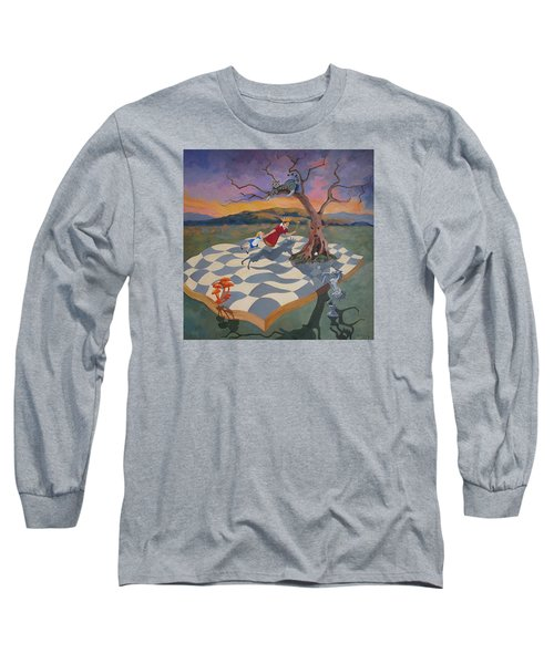Go Ask Alice Long Sleeve T-Shirt