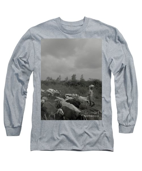 Goatherd's Delight Long Sleeve T-Shirt