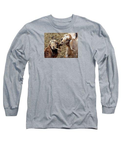 Goats #2 Long Sleeve T-Shirt