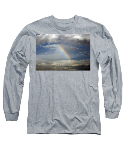 God's Promise Long Sleeve T-Shirt by Charles Beeler