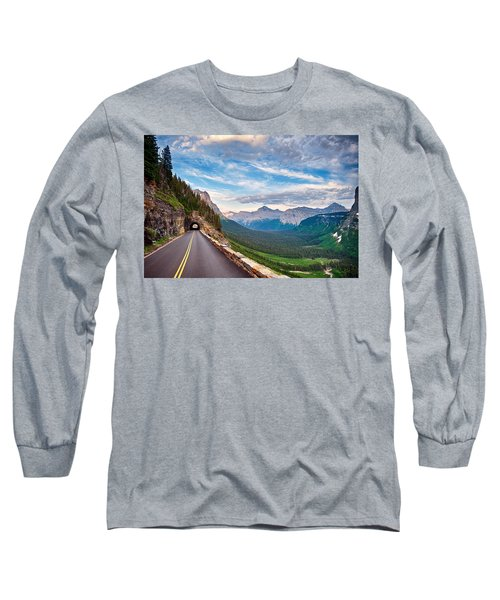 Going To The Sun Long Sleeve T-Shirt