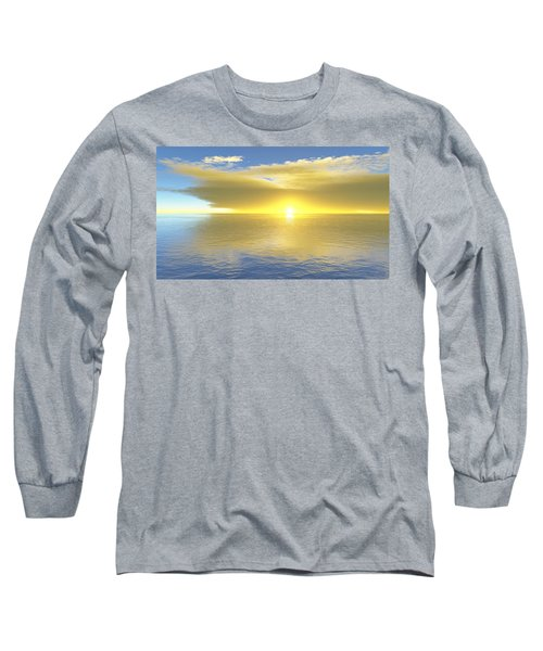 Gold Coast Long Sleeve T-Shirt