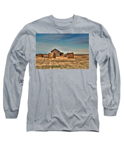 Golden Hay Long Sleeve T-Shirt