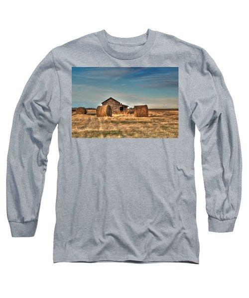 Golden Hay Long Sleeve T-Shirt