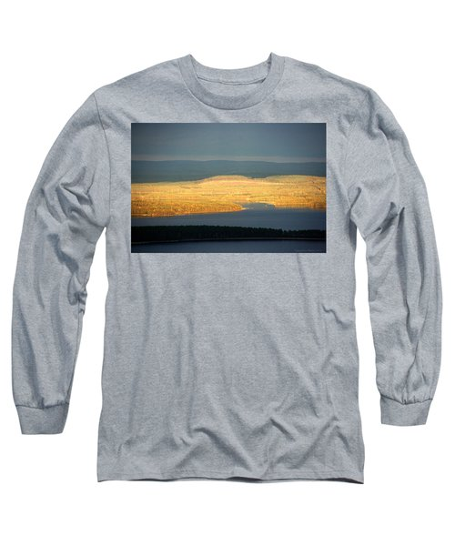 Golden Shores Long Sleeve T-Shirt