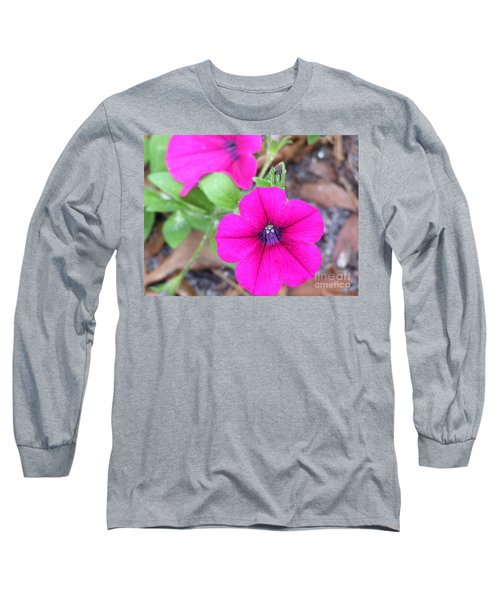 Long Sleeve T-Shirt featuring the photograph Good Morning by Andrea Anderegg
