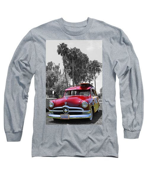 Long Sleeve T-Shirt featuring the photograph Got Wood? by Shoal Hollingsworth