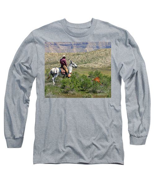 Gotcha' Long Sleeve T-Shirt