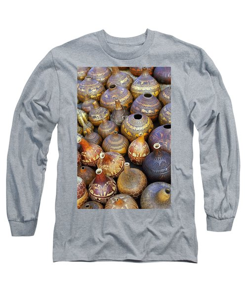 Gourds In Kenya Long Sleeve T-Shirt