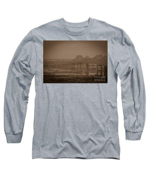 Grace And Pearman Bridges Long Sleeve T-Shirt