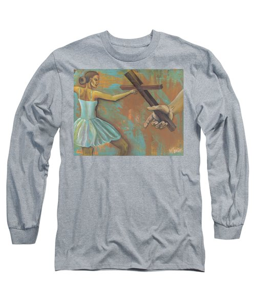 'grace Was Given' Long Sleeve T-Shirt